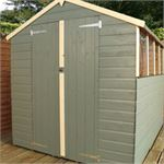 8 x 6 Tongue & Groove Shed Video