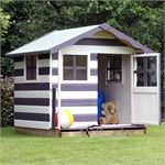 Take a Tour of the 5' x 5' Walton's Honeypot Poppy Playhouse