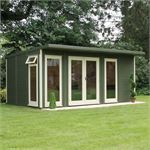 Walton's Insulated Garden Rooms Video Tour