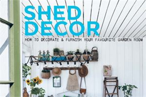An Interview with Sally Coulthard, Author of the brand new Shed Decor