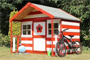 Customise your playhouse for less than £50