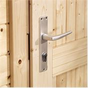 Door Handles and Mortice Lock