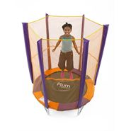 5ft Plum Products Junior Trampoline & Enclosure