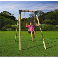 7 x 7 Plum Products Bush Baby Swing Set