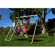 10 x 7 Plum Products Uakari Swing and Slide Activity Centre