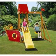 11 x 10 Plum Products Swashbuckler Wooden Play Centre