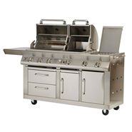 Lifestyle Connoisseur Pro 7 Burner Stainless Steel Barbecue