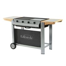 Lifestyle Aurora 4 Burner Flat Bed Barbecue