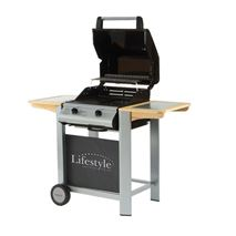 Lifestyle Aurora 2 Burner Hooded Barbecue