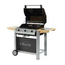 Lifestyle Aurora 3 Burner Hooded Barbecue