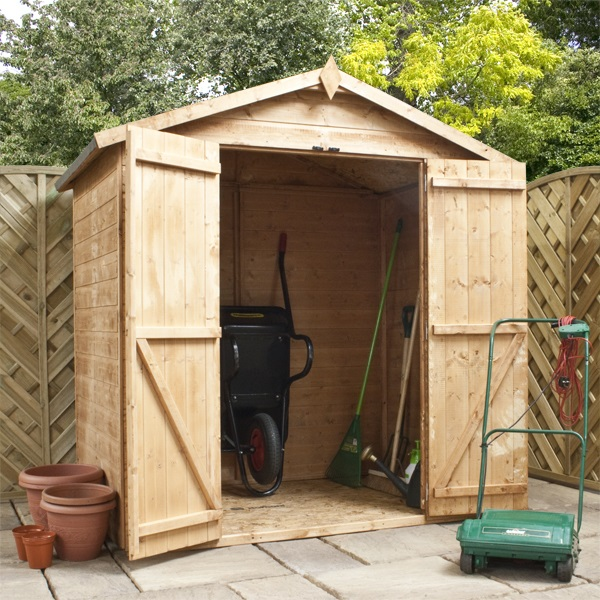 Plans for sheds 4x6 wood shed for Garden shed 4x6