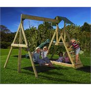 11 x 9 Plum Products Siamang 2 Wooden Play Centre