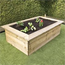 1800 x 900 x 600 Waltons Deluxe Raised Bed