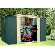 10' x 8' StoreMore Canberra Ten Apex Metal Shed