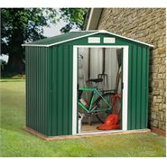 6' x 6' StoreMore Emerald Parkdale Apex Metal Shed