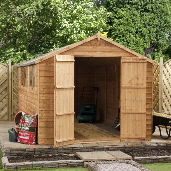 Discount outdoor storage sheds woodworking benches plans for 10 x 8 shed floor plans