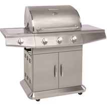 Amir MC-5 Elite 400 Stainless Steel Gas Barbecue