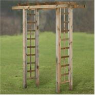 3 x 1 Waltons Flat Top Pergola Set