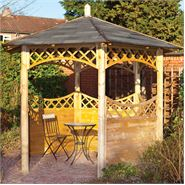 10 x 8 Waltons Medium Garden Gazebo