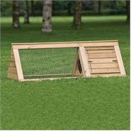 Ark Style Timber Rabbit Hutch