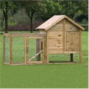Jumbo Timber Chicken Coop