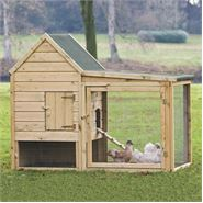 Wyandotte Timber Chicken Coop