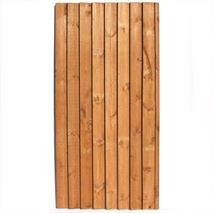 3ft x 3ft Waltons Feather Edge Wooden Garden Gate