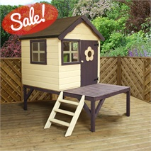 4' x 4' Honeypot Snug Tower Playhouse