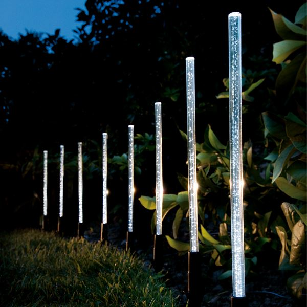 Gardman Solar Crystal Stick Lights