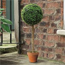 Pack of 2 Gardman Topiary Ball Trees