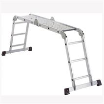 Draper Multi-Purpose Aluminium Ladder