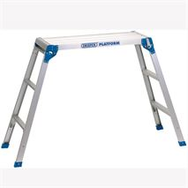 Drapers 3 Step Aluminium Working Platform