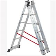 Drapers Combination 6 Tread Aluminium Ladder