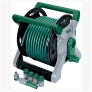 Draper 25 Meter Wind-Up Garden Hose Reel Kit