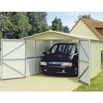 10 x 17 Yardmaster Apex Metal Garage