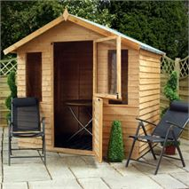 7 x 5 Traditional Stable Door Summerhouse