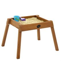Plum Build & Splash Wooden Sand & Water Picnic Table