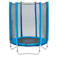 Plum Junior Trampoline & Enclosure – Blue