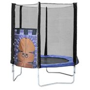 Plum King's Fortress 6ft Trampoline & Enclosure