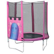 Plum Palace 6ft Trampoline & Enclosure