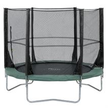 Plum 8ft Space Zone Trampoline & 3G Enclosure