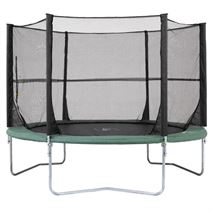 Plum 10ft Space Zone Trampoline & 3G Enclosure