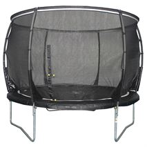 Plum 10ft Magnitude Trampoline & 3G Enclosure