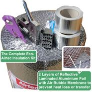 Eco-Airtec 52.5m² Insulation Kit