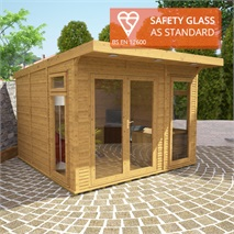 3m x 3m Waltons Insulated Garden Room - FREE Installation