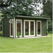 5m x 3m Waltons Insulated Garden Room - FREE Installation