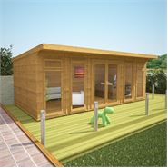 6m x 3m Waltons Insulated Garden Room - FREE Installation