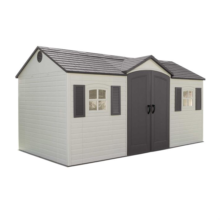 Heartland stratford 12-ft x 8-ft saltbox wood storage shed manual ~ Section sheds