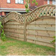 "3' 5"" x 5' 11"" Elite St Melior Fence Panel"