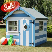 4 x 4 Waltons Honeypot Snug Wooden Playhouse